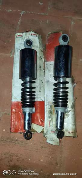 Rx100 rear suspension new good condision