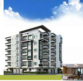 3 BHK ready to occupy flats for sale at Aruna colony