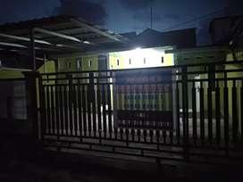 Dijual / dikontrakkan rumah tipe 45 di jl kelly 7 rumbai pekanbaru