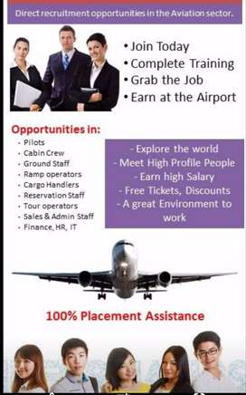 Join Aviation course, Bangalore