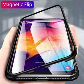 Magnetic Glass Hard Samsung A50