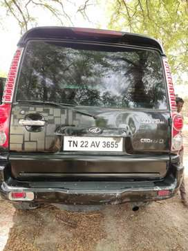 Mahindra Scorpio SLX 2.6 Turbo 8 Str, 2007, Diesel