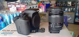 JUAL CANON 600D