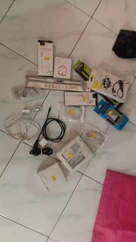 Acc hp kabel data android, iphone, charger original , usb type c, dll