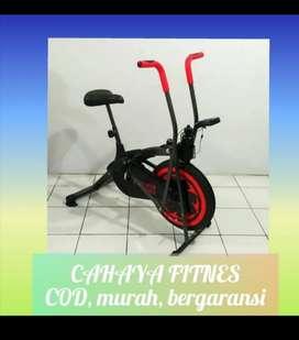 Sepeda statis murah platinum bike alat fitnes promo