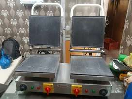 Sandwich Griller in new & perfect condition.