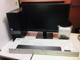Dell i5 PC 4gb rm 500gb hdd 2gb graphic Card box pack condition(1year)