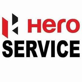 Hero Motors Company- Job Opening in No. 1 Motors company