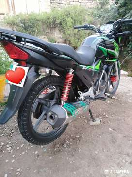 I am selling my honda 150cc .rawalpindi number