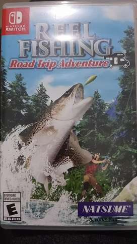 Reel Fishing Road Trip Adventure for Nintendo Switch