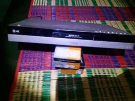 LG Dvd recorder,Dvd player