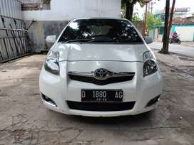 Yaris s limited 1,5 matic 2012 white TOP