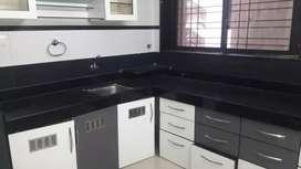 2bhk semifurnish flat