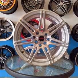 menjual Brave 15x7 H8 100 114.3 +35 untuk mobil LANCER XENIA