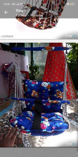 New - Baby Jhula or Baby Swings