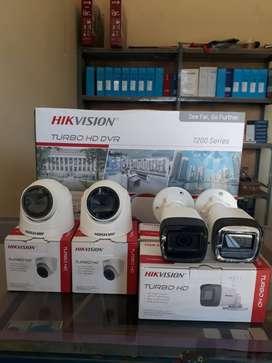 PAKET CCTV HIKVISION / HIKVISION 5MP / PAKET CCTV MURAH