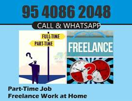 Data Entry With Good Typing Speeds home based free person