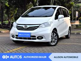 [OLX Autos] Honda Freed 2014 1.5 S A/T Bensin Putih #Allison
