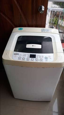 LG 6.5kg fully automatic washing machine