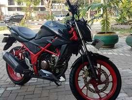 Honda CB 150 R 2017