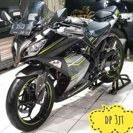 Kawasaki Ninja 250 ABS pmk 2018, Gress KM 400-Antik, Mustika Motoshop