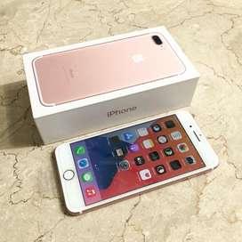 Diskon Meriah 2nd iPhone 7 Plus 128gb iBox Resmi