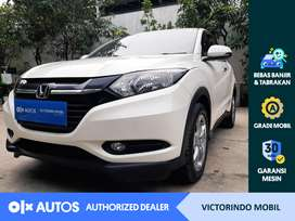 [OLX Autos] Honda HRV 2018 1.5 E A/T Bensin Putih #Victorindo