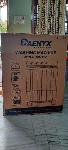 Am selling my new washing machine