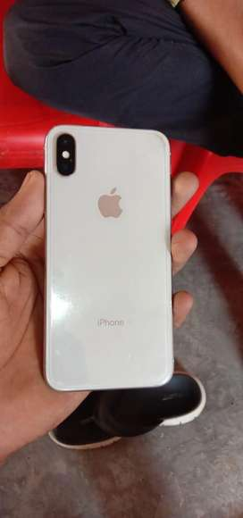 Iphone x 64 GB having line on display