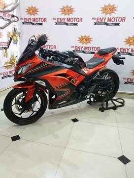 Kawasaki Ninja FI 250 ABS SE thn 2013 pmk 2014