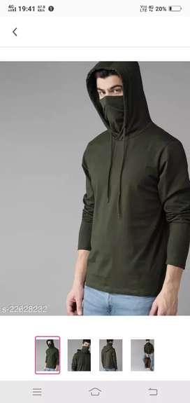 Man Fashionable T-Shirt (4 Colors)