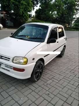 Daihatsu cuore model 2002 on easy installment