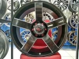Velg Mobil HSR Wheel KM690 R20 Untuk Pajero Sport Fortuner dll