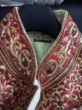 Manyavar Men's Sherwani For Wedding or Occassion