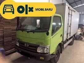 [Mobil Baru] Hino Dutro 110 SDL Truck Chassis Super Murah