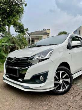 Daihatsu Ayla 1.2 R Deluxe AT 2017 LOW KM