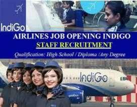 Urgent hiring supervisor, driver, helper, loder, for airport