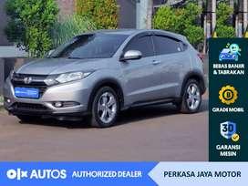 [OLX Autos] Honda HRV 2017 1.5 E CVT A/T Bensin Abu-abu #PJM