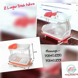 2 Layer Dish tokra