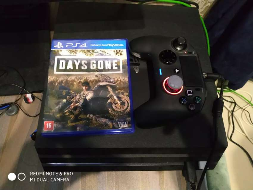 Days Gone Ps4 0