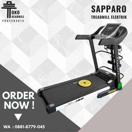 Treadmill Sapparo Fitclass Murah - Treadmill Listrik