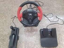 Play Station 2 Steering Wheel Controller set