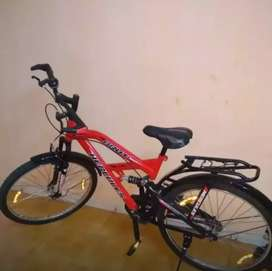 """26"""" Hercules bicycle,"""