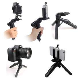 Tripod Mini Smartphone Handle 2in1 Action Cam