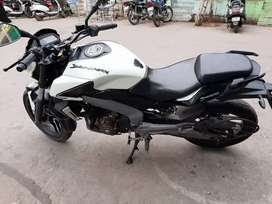 Bajaj Dominar D400cc 2017 Ending single hand used
