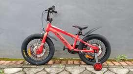 Sepeda BMX 18 Pacific Umaga GX 3.0