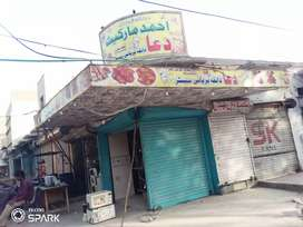 3 Shop for rent 40000 at Latifabad no 8