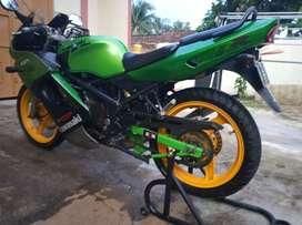 Jual motor ninja rr 2008