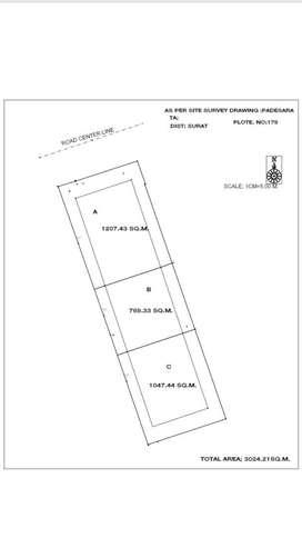 PANDESARA GIDC PLOT 79 ( Urgent Sale)