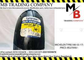 MICHELEN TYRE FOR HEAVY BIKES